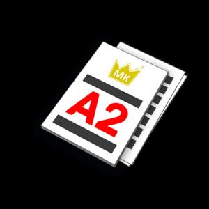 Плакат 2 стороны для сайта А2